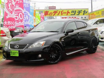 IS Fの中古車