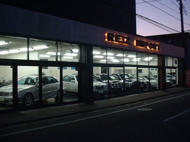 私達ライツではディーラー下取メインの高品質1オーナー記録簿を重視した輸入車販売店です。入庫するクルマにはAIS検定を実施しより高品質への努力は惜しみません。