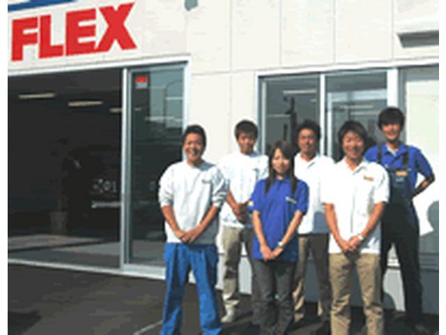 フレックス株式会社 ランクル福岡店の店舗画像