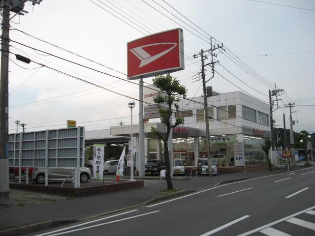 ダイハツ千葉販売(株)U−CAR君津の店舗画像
