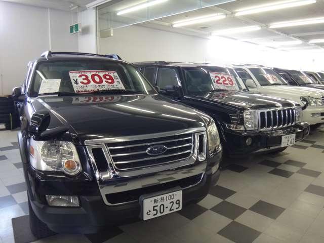 [新潟県](株)フジカーズジャパン新潟 輸入車