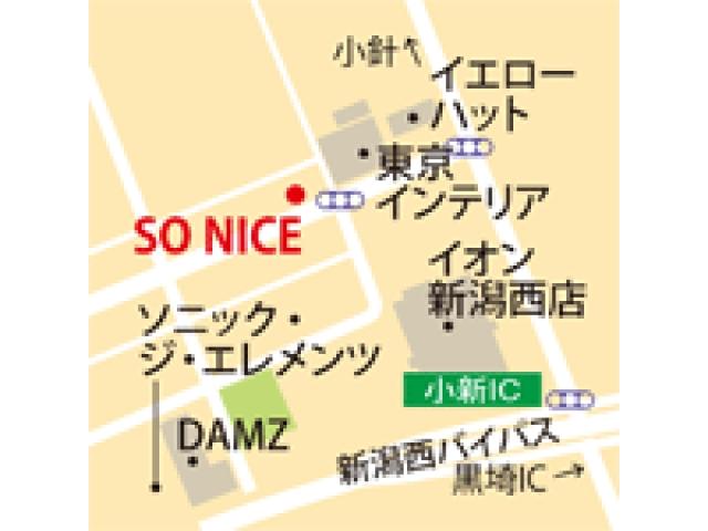 [新潟県]SO NICE(ソーナイス)