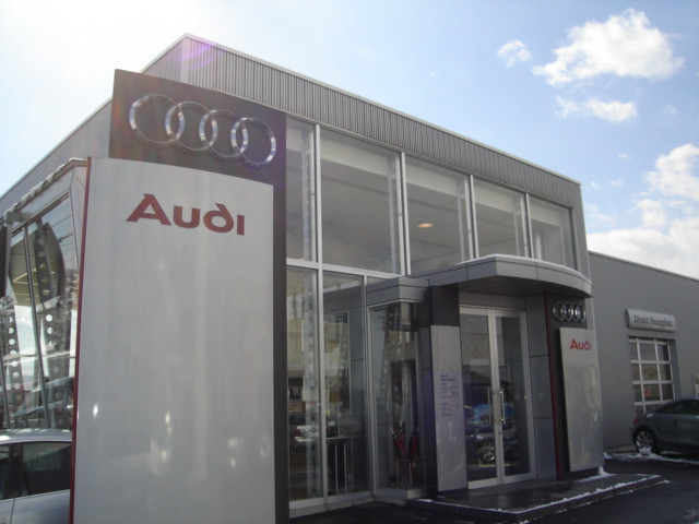 Audi 函館