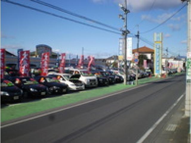 タックス広沢オートプラザの店舗画像