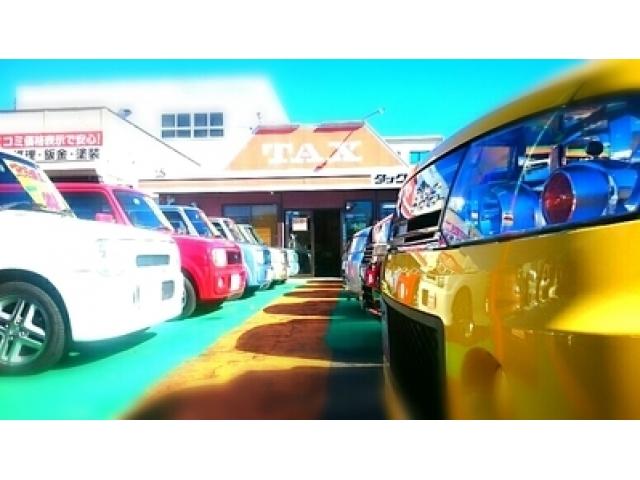 当店舗は軽自動車をメインにワゴン車まで多数在庫ございます。格安自動車から新古車まで総勢150台!!