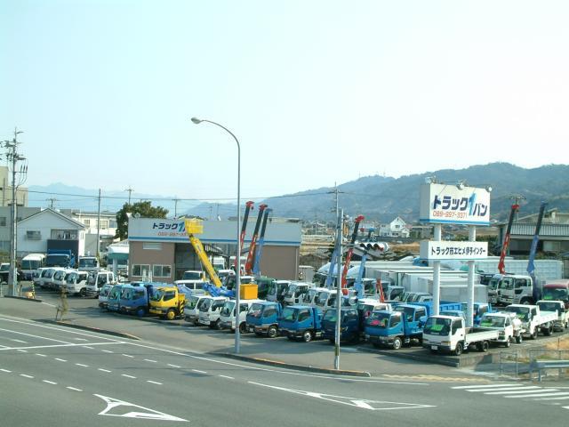 [愛媛県]トラック1バン松山