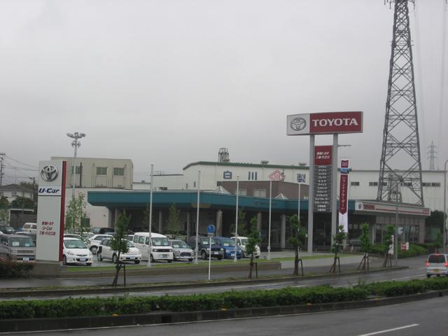 [愛媛県]愛媛トヨタ U-Car三島・川之江店