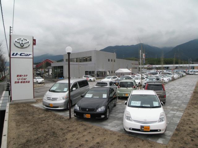 [愛媛県]愛媛トヨタ U-Car西条・新居浜店