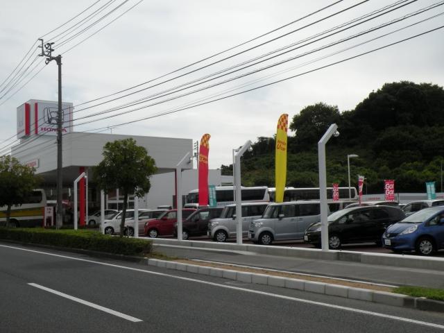 [愛媛県]Honda Cars愛媛 松山久米店
