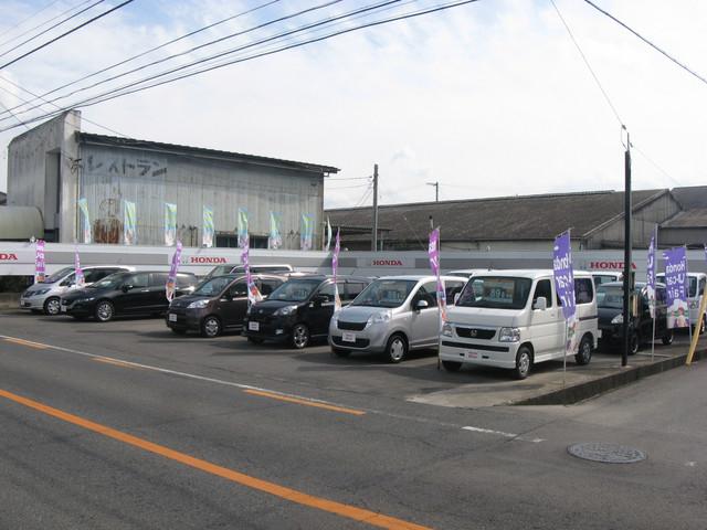 Honda Cars 東かがわ さぬき店の店舗画像