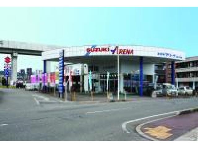 スズキアリーナ糸魚川中央の店舗画像