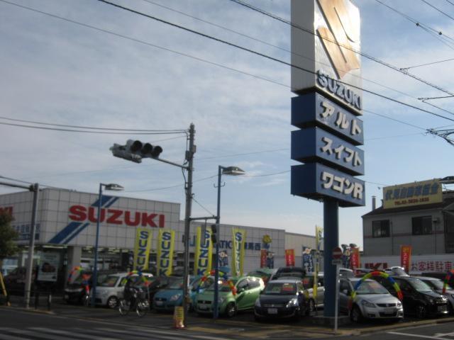 ㈱スズキ自販東京 練馬西店