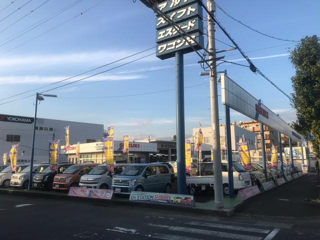 (株)スズキ自販静岡 U's STATION富士