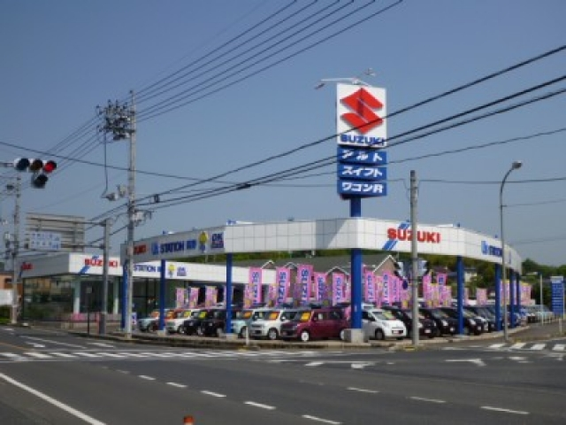[岡山県]スズキ岡山販売(株) 高野店