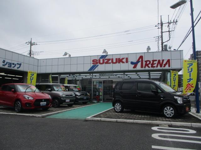 [埼玉県](株)スズキ自販関東 スズキアリーナ上尾