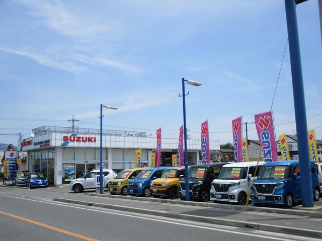 (株)スズキ自販関東 山梨営業所の店舗画像