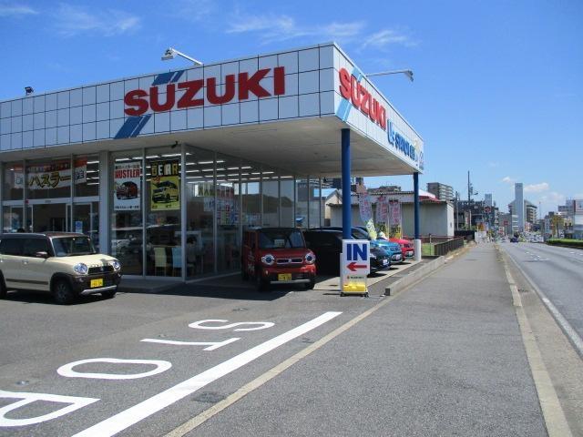 (株)スズキ自販関東 成田営業所