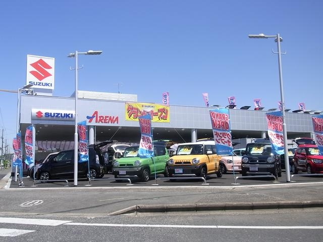 (株)スズキ自販関西 スズキアリーナ倉敷西の店舗画像