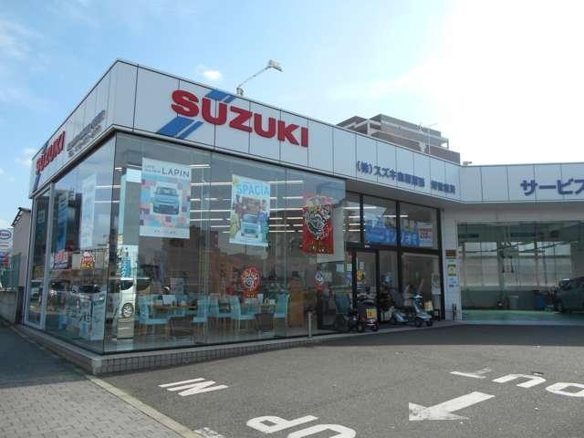 (株)スズキ自販関西 堺営業所の店舗画像