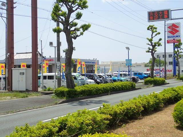 [静岡県](株)スズキ自販浜松 浜松西インター店