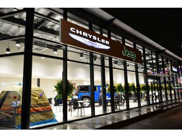 クライスラー・ジープ堺の店舗画像